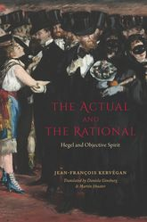 The Actual and the RationalHegel and Objective Spirit$