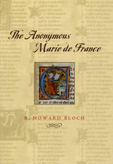 The Anonymous Marie de France - Chicago Scholarship Online