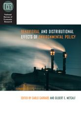 Behavioral and Distributional Effects of Environmental Policy - Chicago Scholarship Online