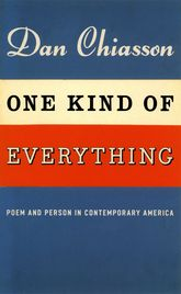 One Kind of Everything: Poem and Person in Contemporary America
