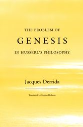 The Problem of Genesis in Husserl's Philosophy$