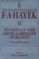 Studies on the Abuse and Decline of Reason – Text and Documents - Chicago Scholarship Online