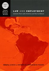 Law and EmploymentLessons from Latin America and the Caribbean$