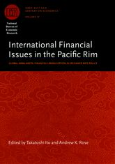 International Financial Issues in the Pacific RimGlobal Imbalances, Financial Liberalization, and Exchange Rate Policy