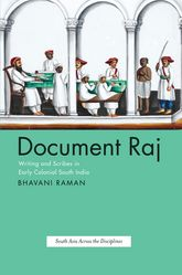 Document RajWriting and Scribes in Early Colonial South India$